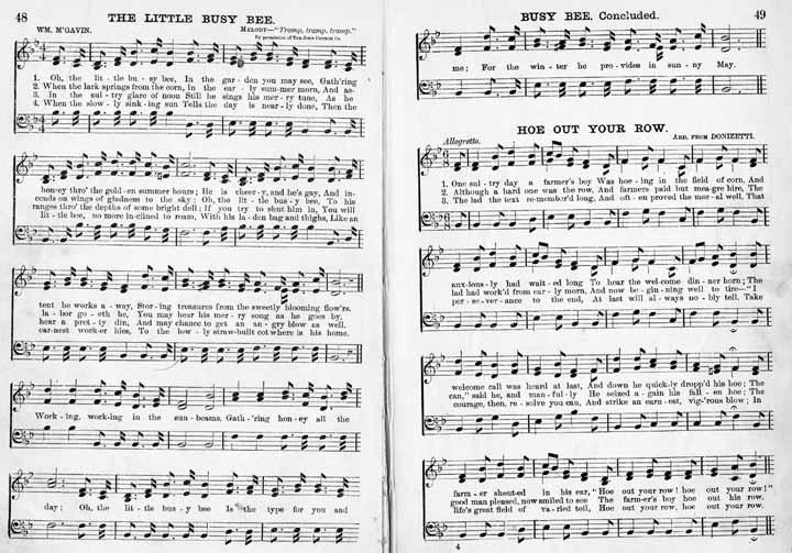 ARTHUR ASKEY THE BEE SONG LYRICS | JustSomeLyrics